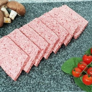 Gluten Free Steak Sausage