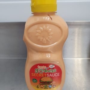 Taste of Goodness Secret Burger Sauce